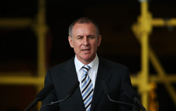South Australian Premier Jay Weatherill