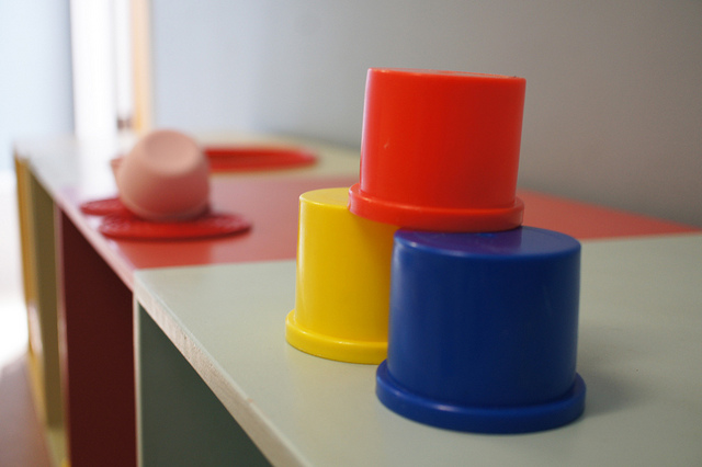Children's stacking cups